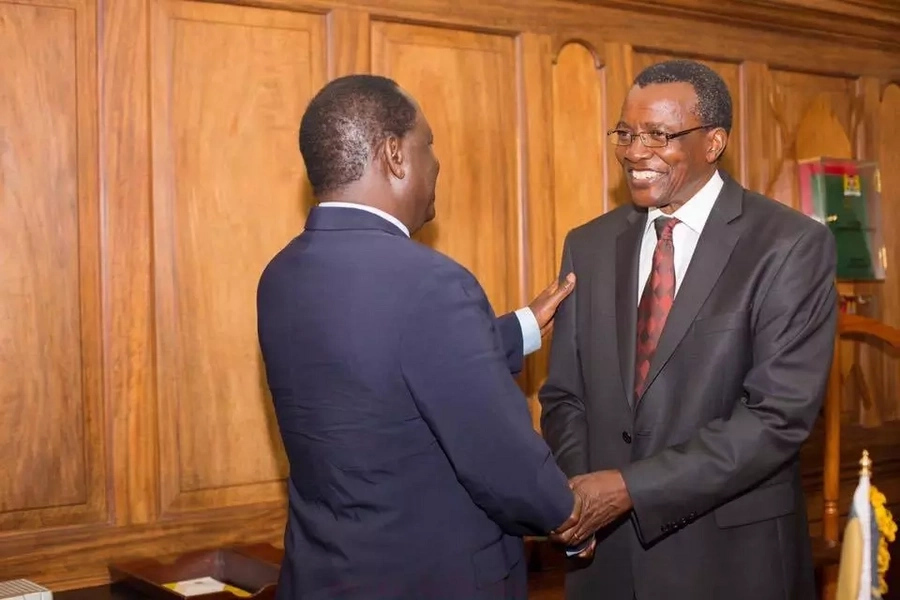 Supreme Court almost succeeded in burning the country by nullifying Uhuru's 2017 win-Raphael Tuju