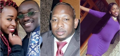 Mike Sonko CRIES like a baby while speaking about his daughter delivering a BOUNCING baby girl (video)