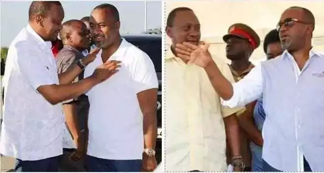 Picha hizi za Uhuru na Joho zitakuacha ukiitamani Kenya iliyostawi