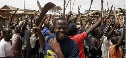 Former Mungiki leader joins politics,to work with Uhuruto (photos)