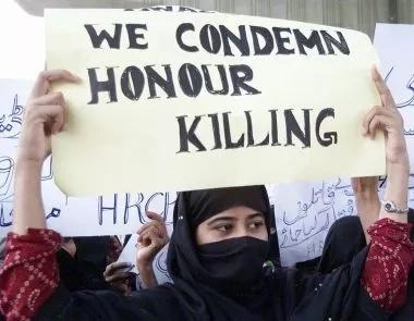 Hombre pakistaní asesinó a su hermana por casarse con un cristiano