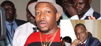Mike Sonko leading in new poll