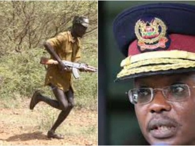 Inspector-General of Police Joseph Boinnet escapes death after being shot at