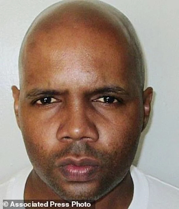 McNabb was defiant right before his execution by lethal injection. Photo: Associated Press