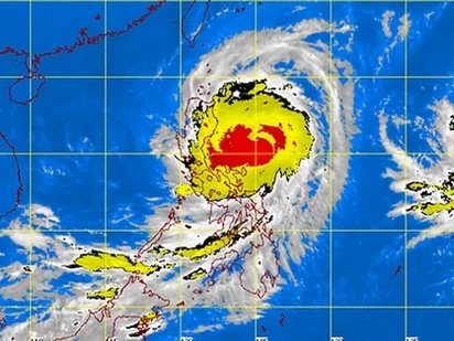 Kaya mag ingat tayo bes! PAGASA warns of typhoon to enter PAR Thursday