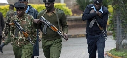 Four Suspected Thugs Killed By Police In Kayole Shootout