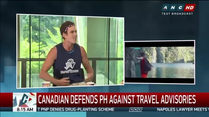 Filipino-by-heart Canadian strongly promoted Philippine tourism