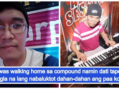Butuan pianist overcame hydrocephalus and physical deformity to find purpose in music