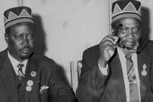 History shows that Luos were seen as LAZIER than Kikuyus