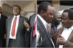 NASA terrified as Kalonzo Musyoka joins Jubilee and takes up a plush government job
