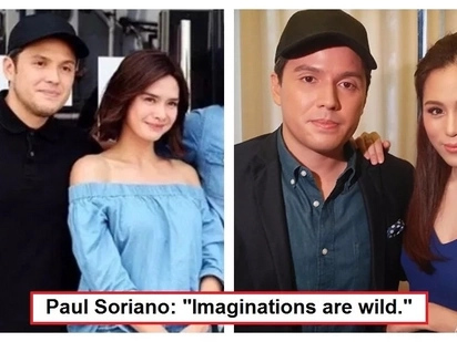 Honest siya sumagot! Paul Soriano breaks his silence on rumors about relationship with Erich Gonzales while shooting 'Siargao' movie