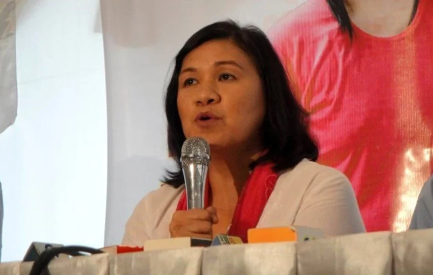 Yolanda survivors want Liza Maza as DSWD chief