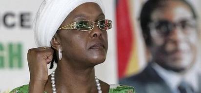 Grace Mugabe ampeleka kortini mfanyabiashara kuhusu deni la KSh 139m