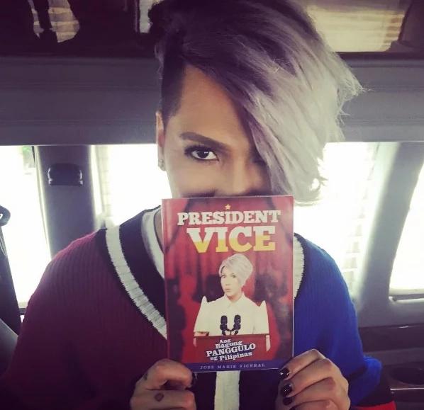 Vice Ganda launches first ever book