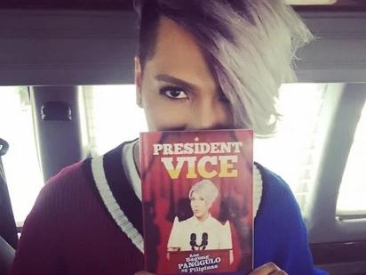 LOOK: Vice Ganda for president?