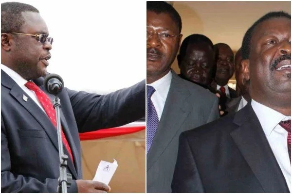 Jubilee politician launces a scathing attack on NASA co-principals, calls them FLOWER-GIRLS