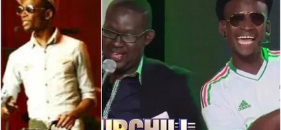 After Ayeiya's death, comedian comes out to claim how Churchill BADLY used him