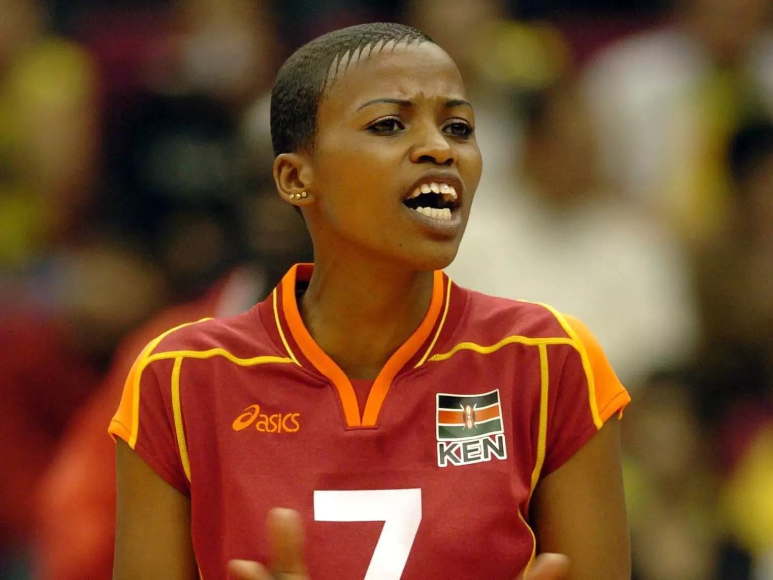 Kenya loses veteran female volleyball player to retirement