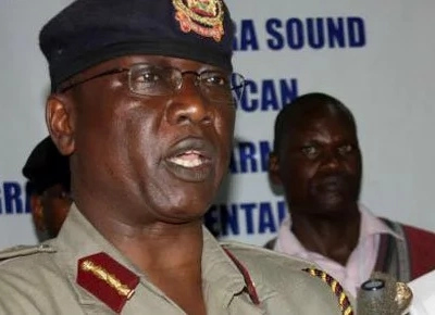 Police officer guarding Kimaiyo's home arrested