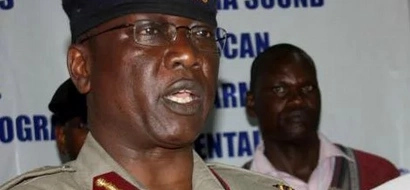 Former police chief Kimaiyo eyes political seat, see which one