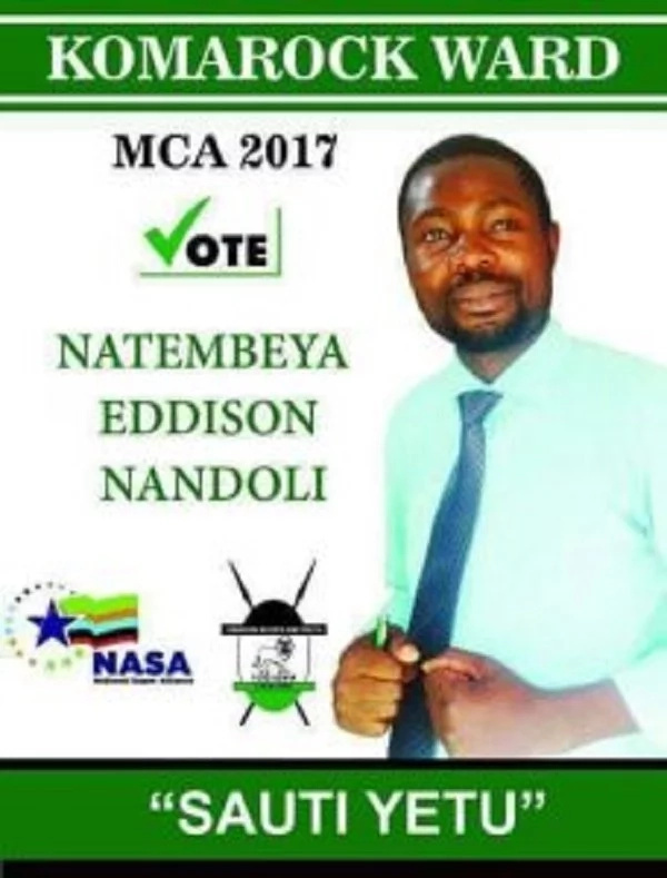Suspects arrested in connection with the killing of NASA political aspirant