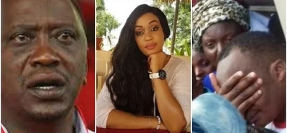 Uhuru, Jaguar discover they have invited the same woman to their inauguration