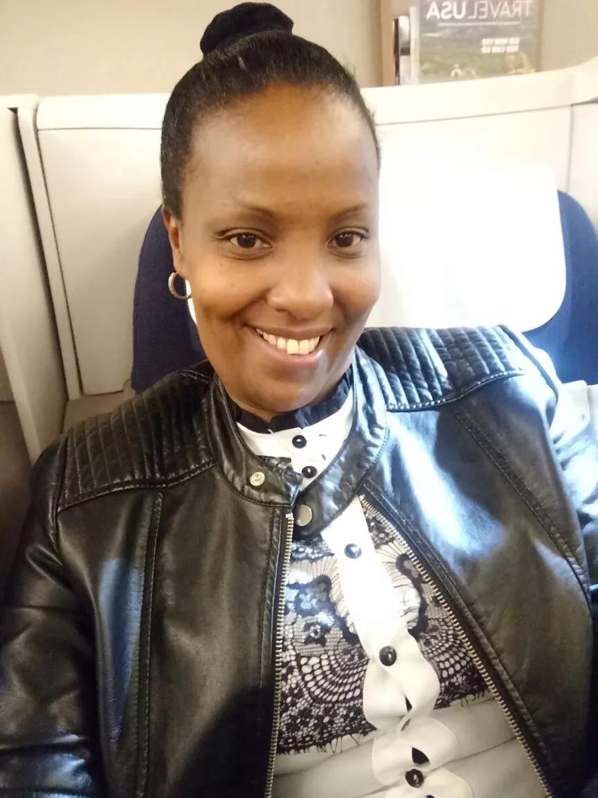 Dadaze wa siri mtangazaji matata Anita Nderu wamwanika mama yao