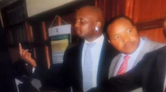 Moses Kuria abandoned miserably after opening this Whatsapp group