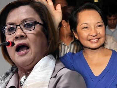Nababaliw na nga ba? Former Pres. Arroyo's camp says De Lima is 'going bananas'