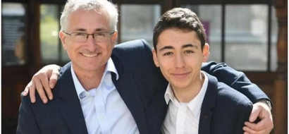 Boy, 16, devises system to save heart attack victims by leaving a CODE in their chests