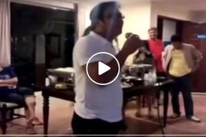 He changed his voice six times while singing this hit song...sobrang nakakagulat!