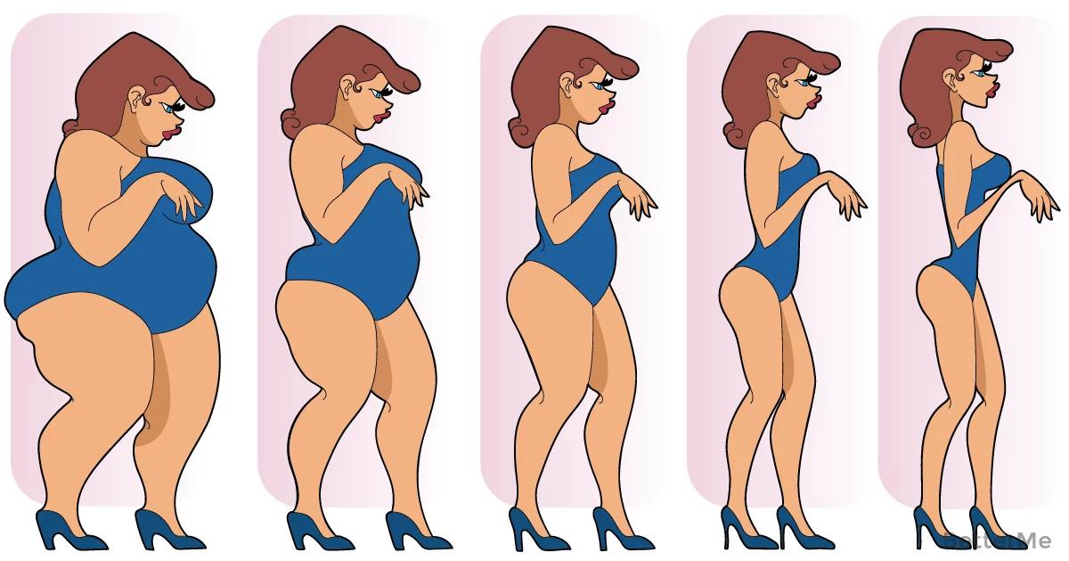 Если Целый День Ходить Можно Похудеть. Ходьба для похудения