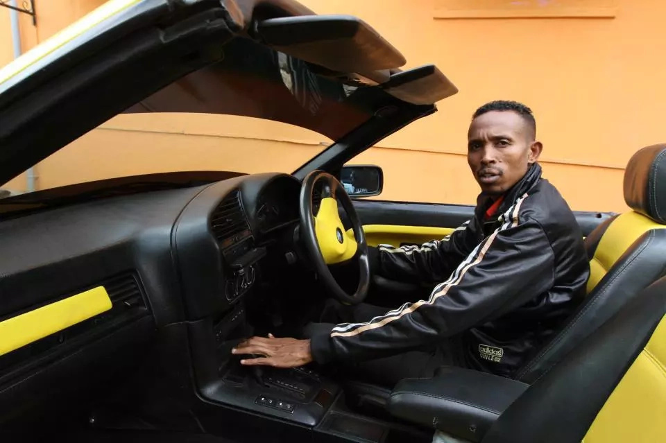 Moha Jicho Pevu surprises many with this move