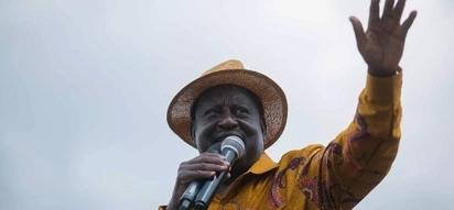 Hatua mpya ya Raila baada ya Uhuru kuibuka mshindi Oktoba 26