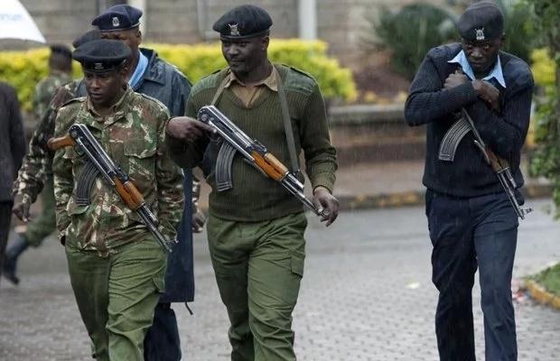 Polisi waanzisha msako mkali kumtafuta Jambazi sugu mwenye vidole 6 Nairobi