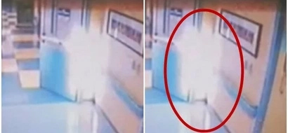 Hospital personnel is astonished to see THIS on camera (photos, video)