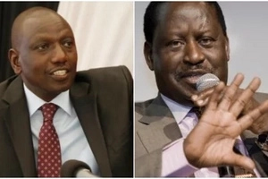 DP Ruto brutally blasts Raila Odinga in NASA stronghold