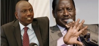 Who will become president before the other between Raila and Ruto? Kenyans decide