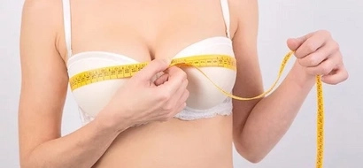 Esta mujer sabe cómo aumentar los pechos fácil y natural ¡Lamentarás no haber conocido estos trucos antes!