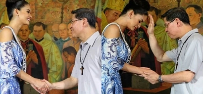 Miss Universe 2015 Pia Wurtzbach gives back to the poor by selling her pre-loved items