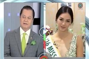 Grabe sa pagka-awkward! Noli de Castro asks awkward question to Kylie, draws flak from netizens
