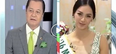 Grabe sa pagka-awkward! Noli de Castro asks awkward question to Kylie, draws flak from netizens