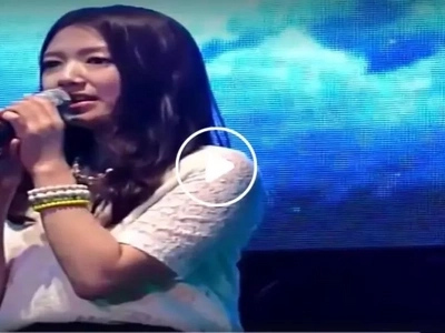 In fairness naman sa kanya! Korean movie actress Park Shin Hye sings classic Pinoy hit in viral Facebook video