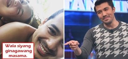 'Wala siyang ginagawang masama,' Luis Manzano blames favorite 'trip' of Filipinos to 'mang-bash' and 'manghusga' for all negativity on JLC's video