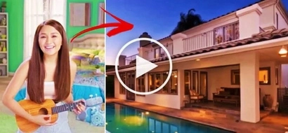 You really need to see just how stunning Kathryn Bernardo's house is! Pang-Reyna talaga ang tahanan niya!