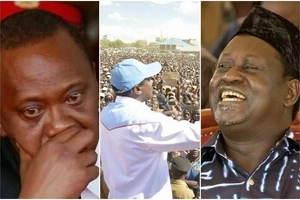 How NASA COMPLETELY took down Jubilee during Kajiado tour