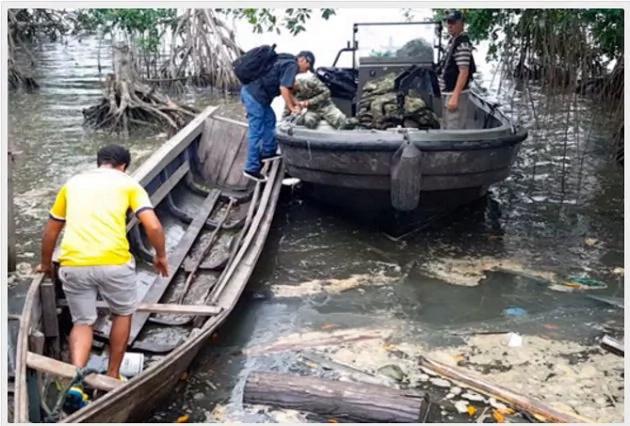 Cruel asesinato de migrantes cubanos en Turbo