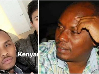 William Kabogo's son with a RUDE INSULT to Kenyans after his father's loss in nominations