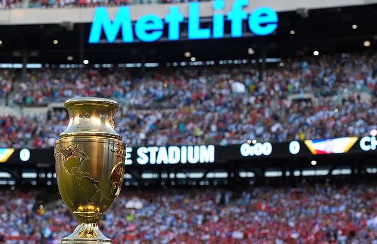 Este es el once ideal de la Copa América Centenario