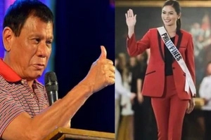 Maxine Medina visited Malacañang Palace and met President Duterte